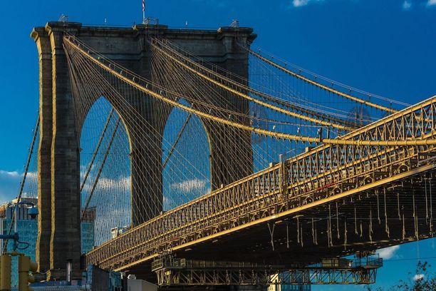 Brooklyn Bridge, New York, Yhdysvallat