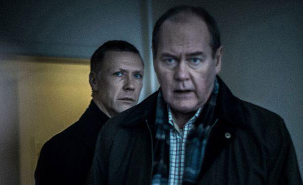 Mikale Persbrandtin esittämä Gunvald Larsson ei enää jatkossa toimi Beckin aisaparina.