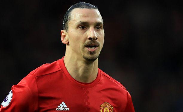 Zlatan Ibrahimovic on ollut Manchester Unitedin paras maalintekijä tällä kaudella Valioliigassa.