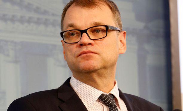 Ratkaisu riippuu Helsingin kaupungista, Sipilä muistuttaa.