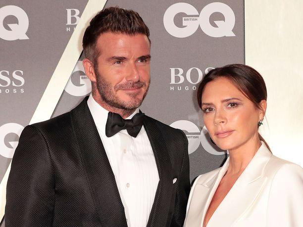 David ja Victoria Beckham ovat olleet naimisissa yli 20 vuotta.