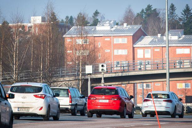 Mäkkylän tolppa Espoossa on kurittanut ahkerimmin pääkaupunkiseudun asukkaita.