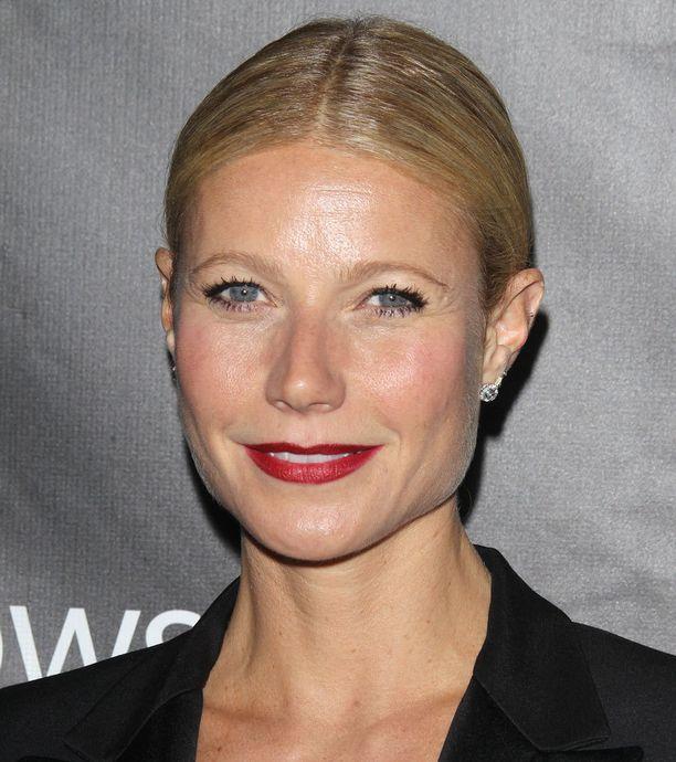 Näin säkenöivältä 42-vuotias Gwyneth näyttää.