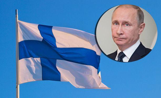 Suomalaiset eivät usko Putinin politiikan parantavan maailman turvallisuustilannetta.