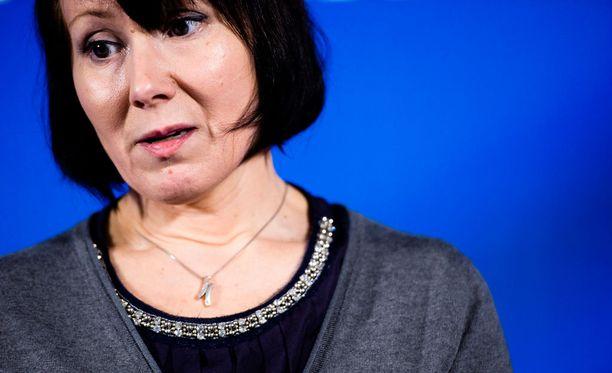Hanna Mäntylä oli ministerinä, kun petosepäilystä tehtiin rikosilmoitus.