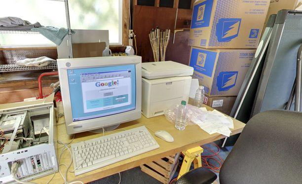 Google antaa kurkistaa tilaan, josta kaikki alkoi 20 vuotta sitten.
