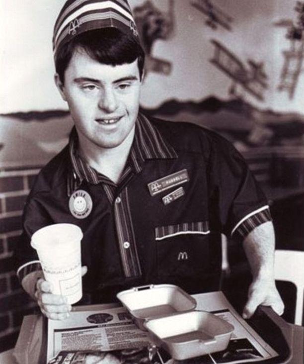 Russell O'Grady oli niin ahkera, että harjoittelupaikka muutettiin pian pysyväksi työsuhteeksi.