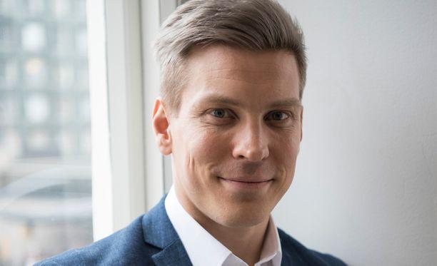 Antti Holma iloitsee siitä, ettei syylästä löytynyt syöpä ollut ehtinyt levitä.