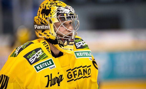 Eero Kilpeläinen pelaa ensi kaudella Örebron riveissä.