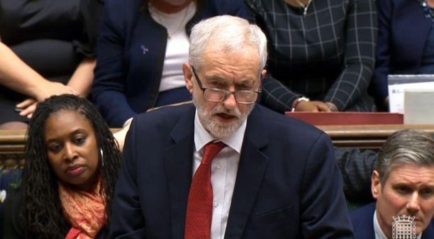 Työväenpuolueen vasenta äärilaitaa edustava puheenjohtaja Jeremy Corbyn ehdotti tiistaina pääministeri Maylle epäluottamuslausetta, josta äänestetään keskiviikkona.