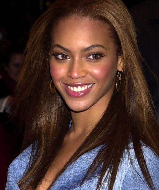 Beyoncé vuonna 2000.