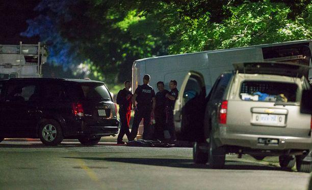 Kanadan viranomaiset ovat estäneet mahdollisen terrori-iskun.