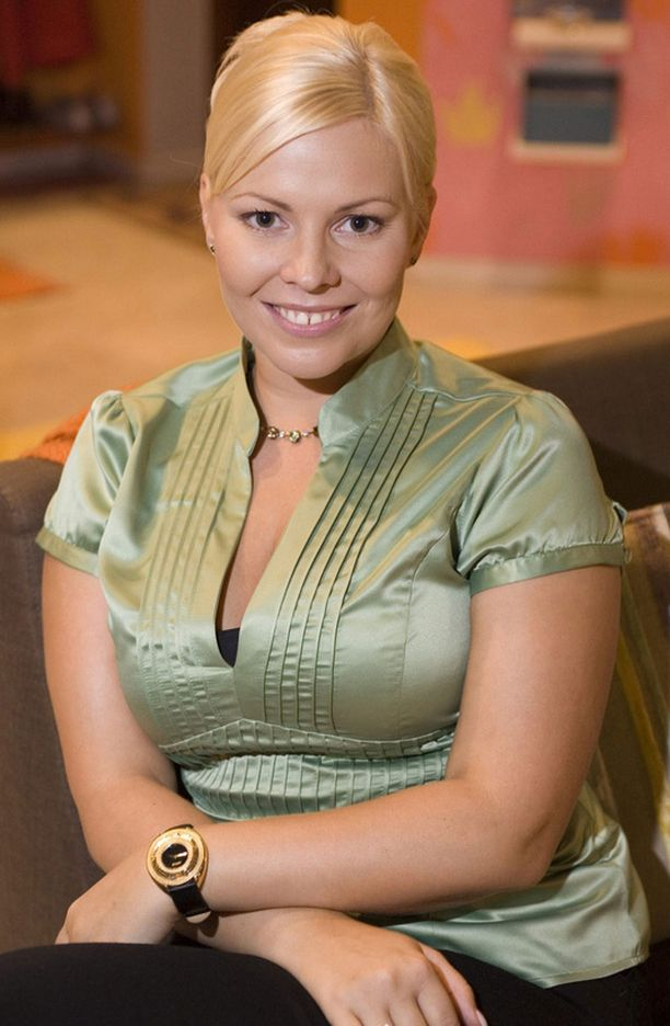 Kirsi Ståhlberg tunnetaan tänään Salatut elämät -sarjan juonittelevana Isabellana.