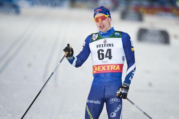 Iivo Niskanen ei kilpaile tällä kaudella Tour de Skillä.