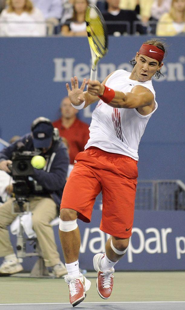Rafael Nadalin paluu arkeen oli nihkeä.