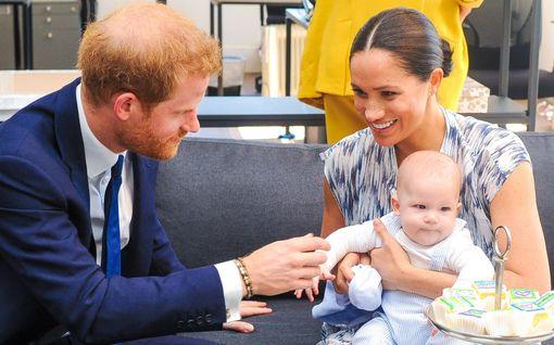 Harry ja Meghan palkittiin perhesuunnittelustaan