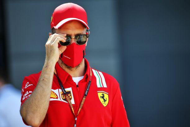 Mitä tekee Sebastian Vettel?