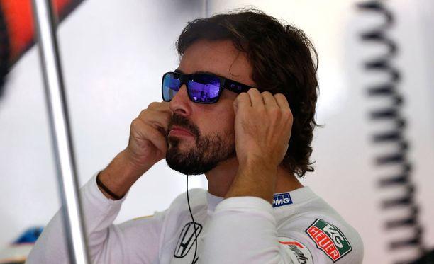 Fernando Alonso ja McLaren ottivat harppauksia Barcelonassa.