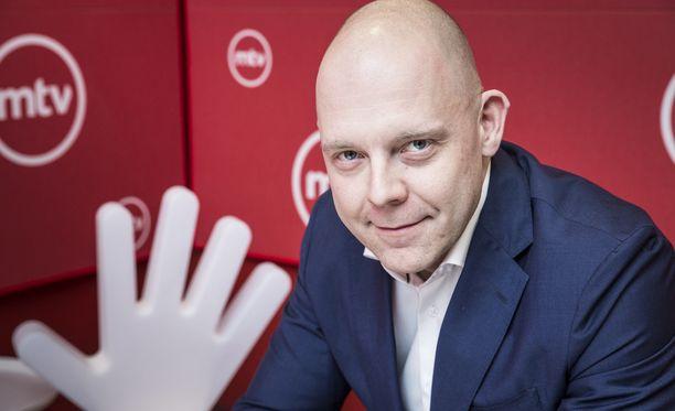 MTV:n toimitusjohtaja Jarkko Nordlund myöntää Marmaille, että odotukset olivat korkeammalla.
