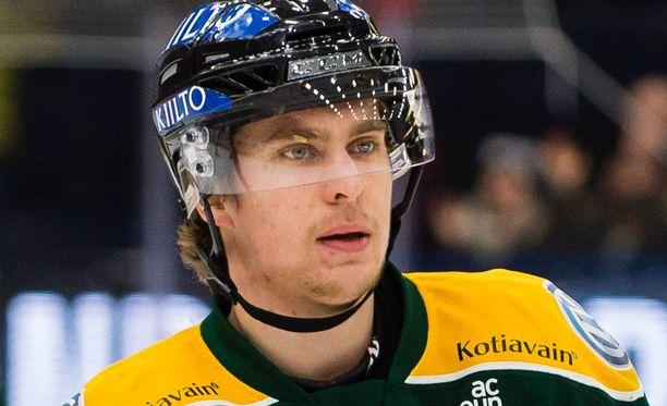 Michael Keränen jäi törkyniitin alle.