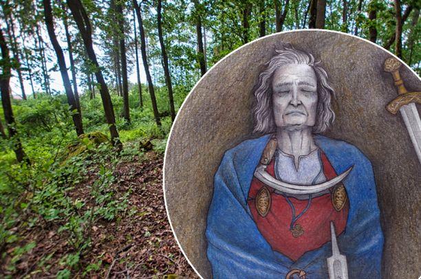 Vuosikymmenten aikana Suontaan hautaa on pidetty naisen ja miehen kaksoishautana tai vaihtoehtoisesti naisen miekkahautana. Tuore tutkimus kyseenalaistaa nämä tulkinnat.