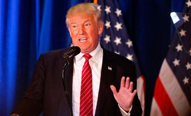 Republikaanipuolueen presidenttiehdokas Donald Trump piti maanantaina linjapuheen, jossa hän esitteli suunnitelmansa Isisiä vastaan käytävään taisteluun.