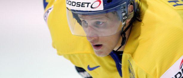 Jonathan Hedström pelasi Tre Kronorissa kolme MM-turnausta.