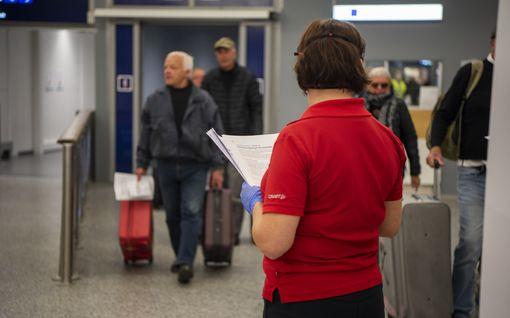 Suomeen palaa ulkomailta yhä tuhansia ihmisiä