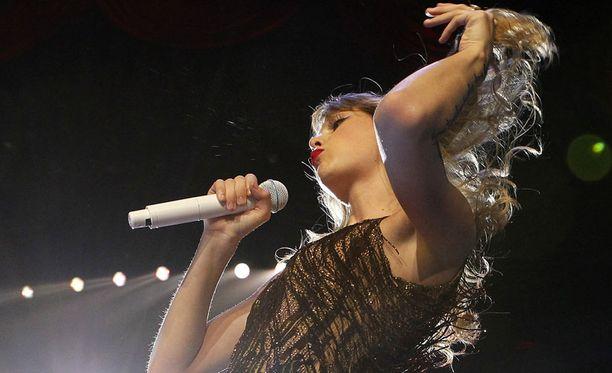Taylor Swift oli viime vuoden palkkakuningatar, ainakin Yhdysvalloissa.