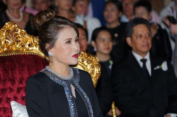 Prinsessa Ubolratanan pääministeripyrkimykset murskattiin alkuunsa sotilasjuntan hallitsemassa Thaimaassa.