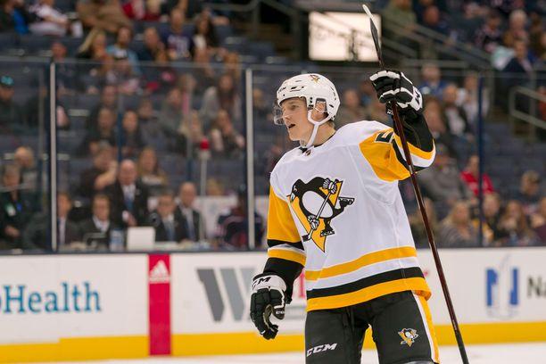 Juuso Riikola pääsee ensi kertaa NHL:n kirkkaisiin valoihin.