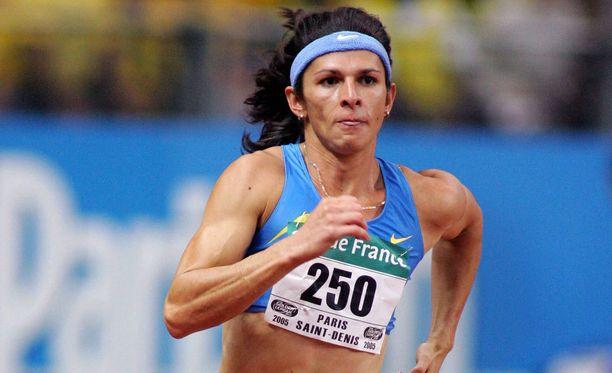 Ana Guevara ryhtyi urheilu-uransa jälkeen poliitikoksi.