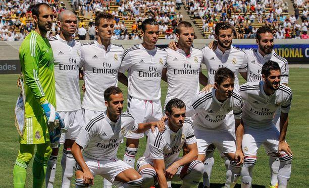 Real Madrid kiinnostaa USA:ssa.
