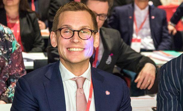 Antton Rönnholm on SDP:n uusi puoluesihteeri.
