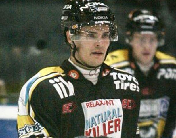 Timo Vertalan näytöt eivät riittäneet oululaisjoukkueelle.