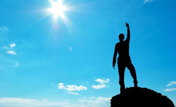 Lisää tasapainoa elämääsi ja voit valloittaa vaikka vuoren.