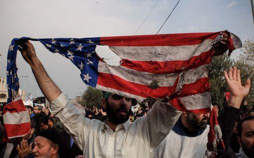 Iran uhkaa kostaa USA:n iskun - näin se voisi tapahtua