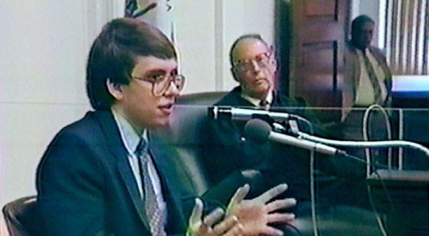 Jens Söringin oikeudenkäynti televisioitiin, mitä hän ei muistele hyvällä.