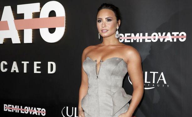 Demi Lovato on kärsinyt nuoruudessaan syömishäiriöstä. Hän päätti alkuvuodesta lopettaa laihduttamisen.