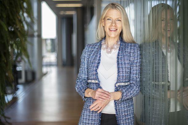 Iltalehden vastaavana päätoimittajana toimii Erja Yläjärvi.