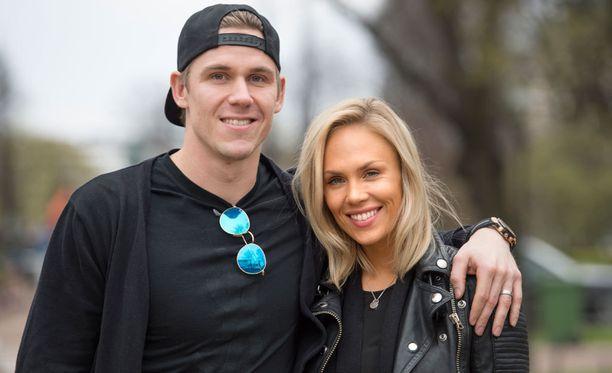 Jori ja Lotta Lehterä saivat toisen lapsensa.