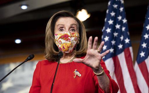 Nancy Pelosi haluaa riippumattoman komission tutkimaan hyökkäystä kongressiin – republikaaneilta tukea