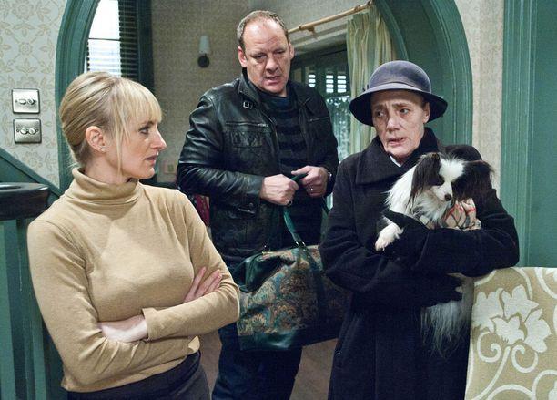 Suosittu Edna-hahmo oli mukana Emmerdalessa 15 vuoden ajan.