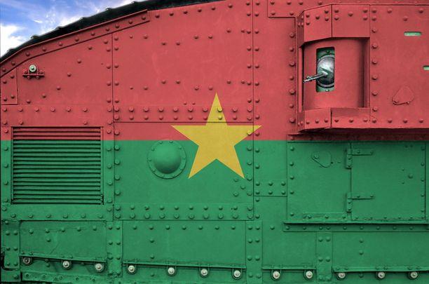 Burkina Fason jihadistikapina alkoi vuonna 2015.