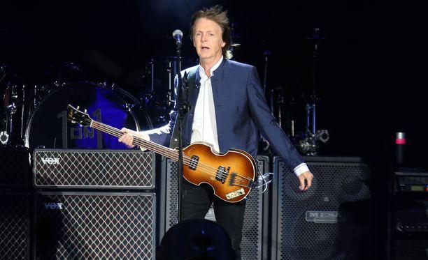 Paul McCartneylla on viisi lasta.