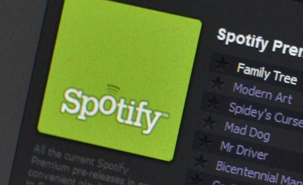 Spotifyn kautta ei saa soittaa musiikkia julkisissa tiloissa.