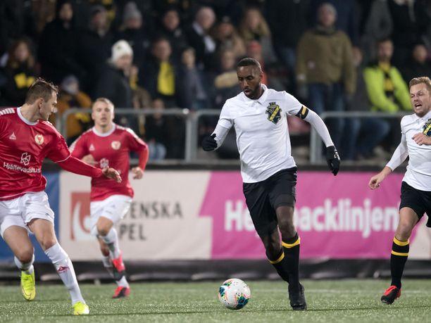 AIK ja Kalmar FF ottivat yhteen maaliskuun alussa Ruotsin cupissa.