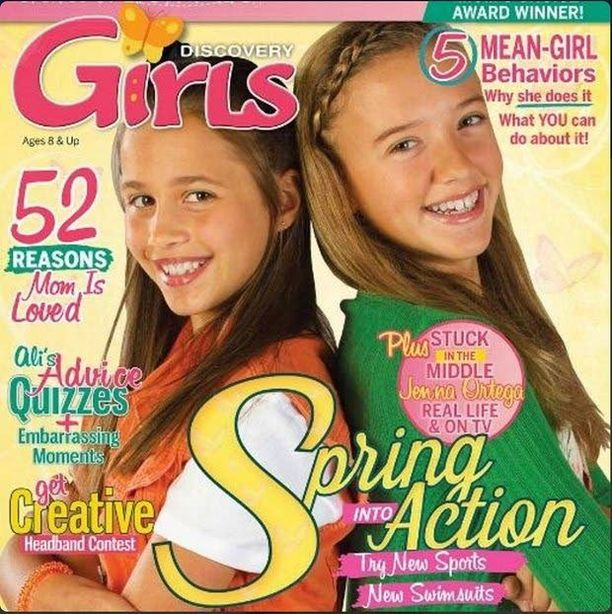 Lapsille suunnattu lehti antoi vartaloon liittyviä kauneusvinkkejä Yhdysvalloissa.