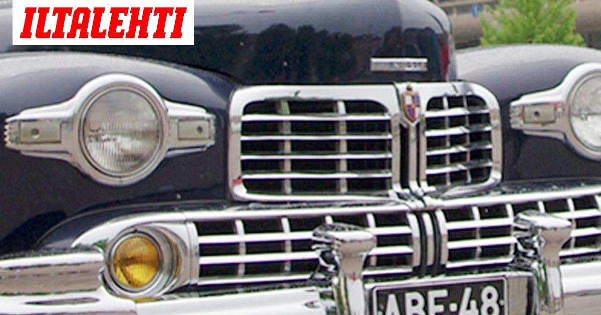 Vau mit museoautoja katso kuvat for Linja 40 mobilia