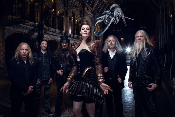 Nightwishin yhdeksäs studioalbumi Human. :II: Nature. ilmestyi pitkäperjantaina. Albumin promokuvat bändi sai luvan ottaa Lontoon Natural History Museumissa.